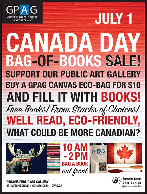 Bag-of-Books Sale 2015 Poster
