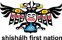 sechelt nation