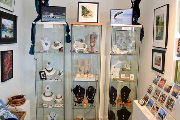 art display gibsons public art gallery
