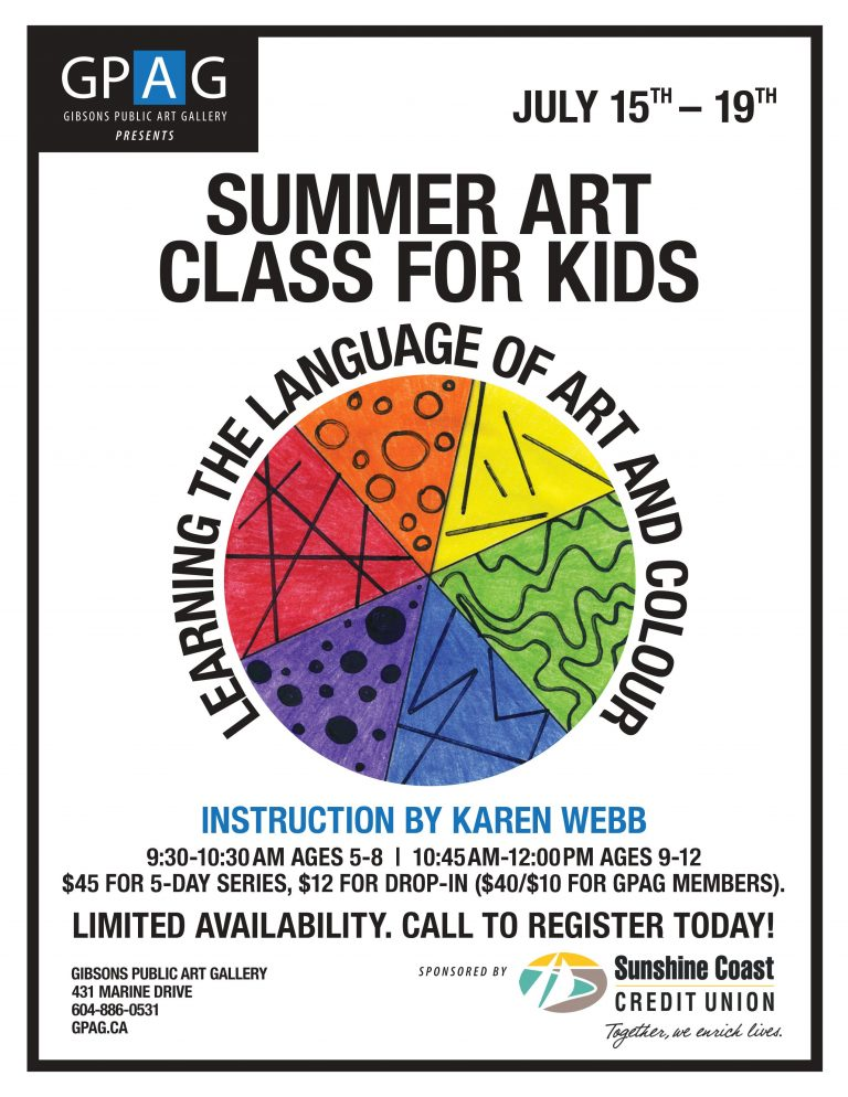 Learning the Language of Art and Color | Ages 5 - 8